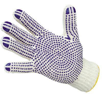 перчатки трикотажные, наладонник пвх гост 5007-87